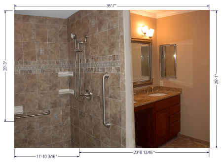bathroom remodeling columbia md. Newly Renovated Bathroom Addition Remodeling Columbia Md
